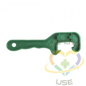 Drum/Pail - Wrench Opener - Green
