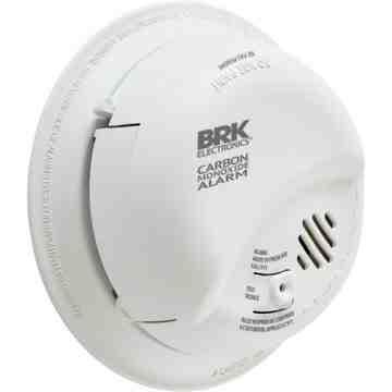 BRK ELECTRONICS, Carbon Monoxide Alarm