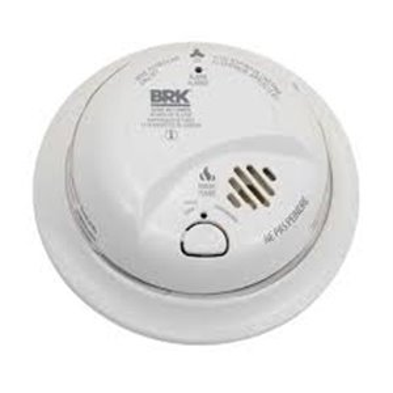 BRK ELECTRONICS, Ionization Smoke & Carbon Monoxide Combination Alarm