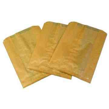 """Wax Paper Liner 7.5x10.5x3"""" Kraft Liners 500/cs,Case: 500"""