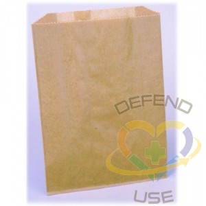 Sanitary Napkin - Waxed Bag Only Fits Most Bins 500/cs,Case: 500