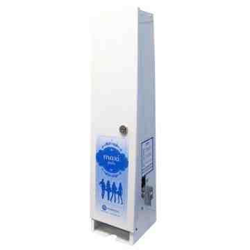 Vending Dispenser - Napkin Single - $0.10 - White,Case: 1
