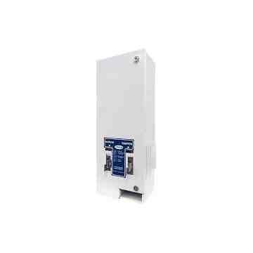 Vending Dispenser - Napkin Single - $0.25 - White,Case: 1