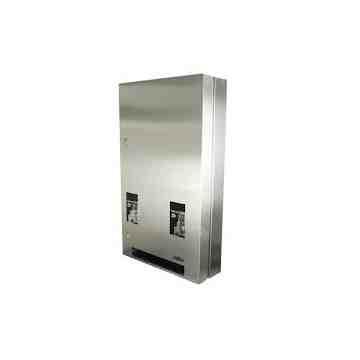 Vending Dispenser - Napkin/Tampon - $0.25ct - SST,Case: 1