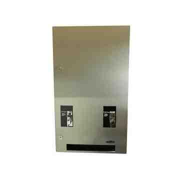 Vending Dispenser - Napkin/Tampon -Recessed-$1.00- SST,Case: 1