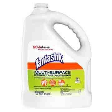 Fantastik® Professional, All Purpose Disinfectant, Original, Refill, Case of 4 x 3.78L