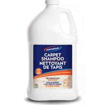 Concrobium Retail, Carpet Shampoo, 4/3.78L