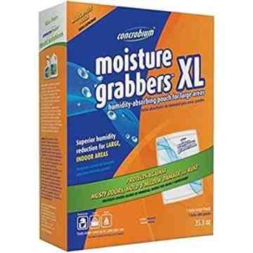 Concrobium Retail - Moisture Grabbers X-Large - 6/1kg
