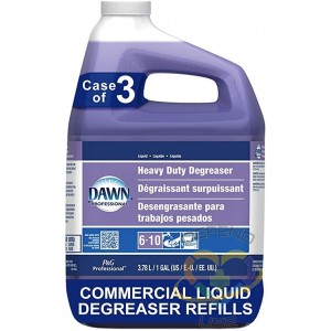 Dawn Professional Heavy-Duty Degreaser, Ready-To-Use, 3.78 L x 3 - 1