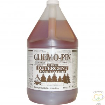 Impact Chemotec Chemo-Pin Floor Detergent & Deodorizer - 1