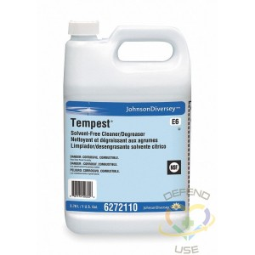 J-Works Tempest Solvent Free Cleaner, Case of 4, 3.78L - 1
