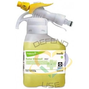 Eliminex Foaming Drain And GP Cleaner RTD, Case of 1x5L - 1