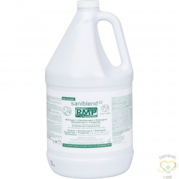 Saniblend 32 Disinfectant & Cleaner, Jug, 4 L - 1