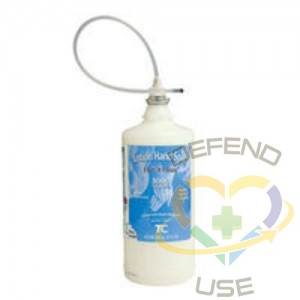 OneShot¨ - Lotion Hand Soap 800ml Refill- Fragrance Free, Case