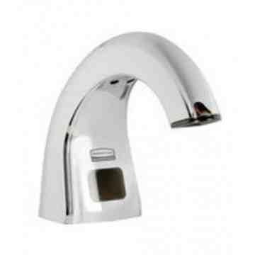 OneShot¨ - TF C-Mount Soap Disp - Polished Chrome, Each