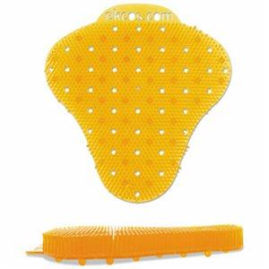 Ekcoscreen - Yellow/No Fragrance Urinal Screen - 12/cs, Case