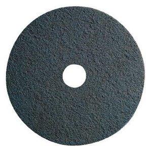 """Floor Pad - Aqua PLG Burnish Pad 24"""" 5/cs[F-3100PLG-AQU-24],5/CS, Price Per Case"""