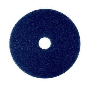 """Floor Pad - Blue Cleaner Pad 15"""" 5/c[F-5300-BLU-15],5/CS, Price Per Case"""
