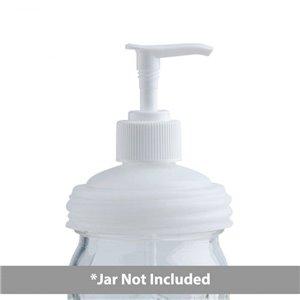 Mason Jar Soap Pump, Case of 12