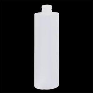 Bottle - Cylinder 12oz - 24/410 - Poly Natural