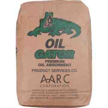 Absorbents - Oil Gator,Format: 30-lb. Bag,Qty/Pkg.: 1