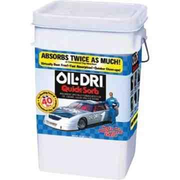 Oil-Dri Quick Sorb Absorbents,,