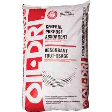 Oil-Dri General-Purpose Absorbents,Size: 40 lbs. (18 kg),