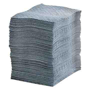 "SPC GP™ Maxx Absorbent Pad, Universal, 15"" x 19"", 22 gal. Absorbancy, 100 /Pack,Weight: Lightweight,"