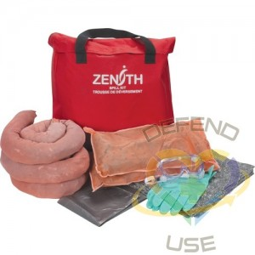 Eco-Friendly Truck Spill Kit, Universal, Bag, 10 US gal. Absorbancy