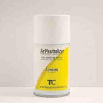 Standard Aerosol Air Neutralizer Refill - Lemon, Case: 12
