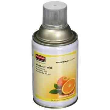 Microburst 9000 Aerosol Refill - Mandarin Orange, Case: 4