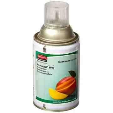 Microburst 9000 Aerosol Refill - Mango, Case: 4