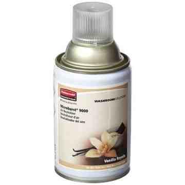 Microburst 9000 Aerosol Refill - Vanilla, Case: 4