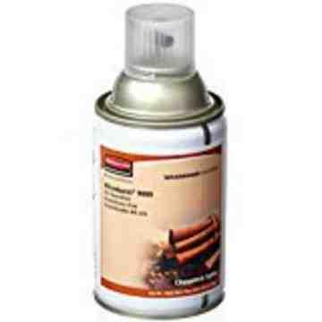 Microburst 9000 Aerosol Refilll - Cinnamon, Case: 4