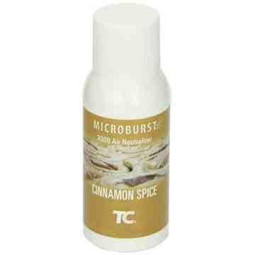 Microburst 3000 Aerosol Refill - Cinnamon, Case: 12