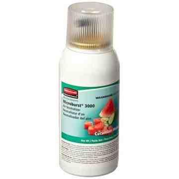 Microburst 3000 Aerosol Refill - Cucumber Melon, Case: 12
