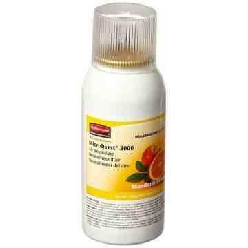 Microburst 3000 Aerosol Refill - Mandarin Orange, Case: 12