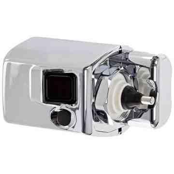AutoFlush SideMount Metal w/Manual Flush for Urinal, Case: 1