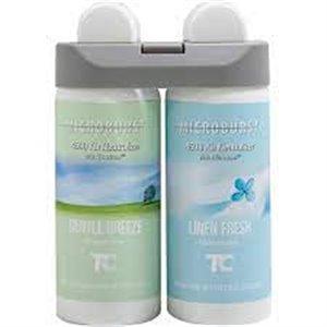 MicroBurst Duet-Dual Refill - Linen Fresh/Gentle Breeze