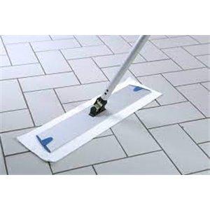 "Microfiber Disposable - Pads 18x5"" 50/pk/10/pk/cs"