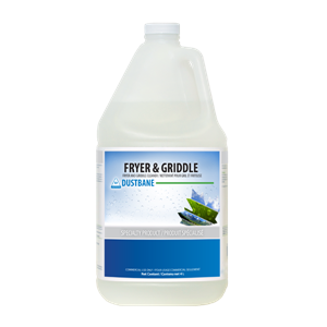 Fryer & Griddle Cleaner, 4 L, Jug