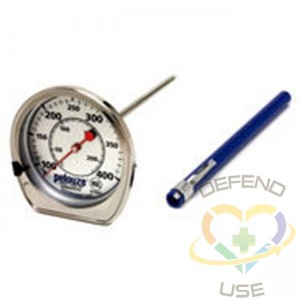 Dymo By Pelouze Food Mechanical Thermometer - 1
