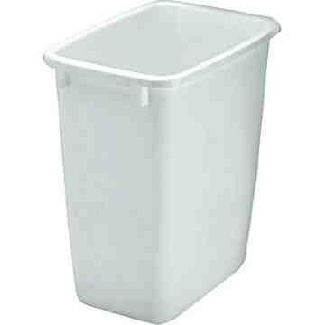 Rubbermaid Housewares, 19L Wastebasket, Case of 6 - 1