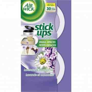 Airwick Stickups - Lavender/Chamomile, Case of 12/2ct - 1