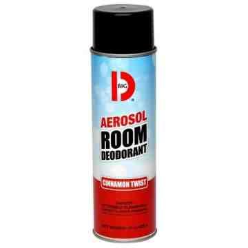 Room Deodorant Aerosol 15oz 12/pk - Cinnamon Twist - 1