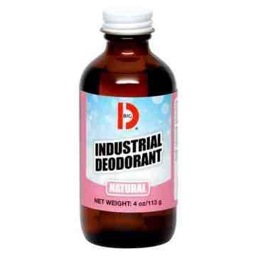 Wick Industrial Deodorant 4oz 12/pk - Natural - 2