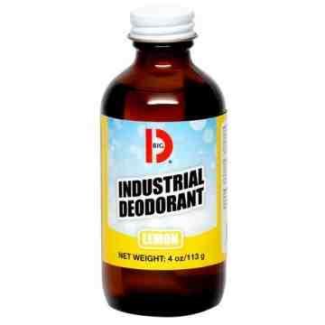 Wick Industrial Deodorant 4oz 12/pk - Lemon - 3