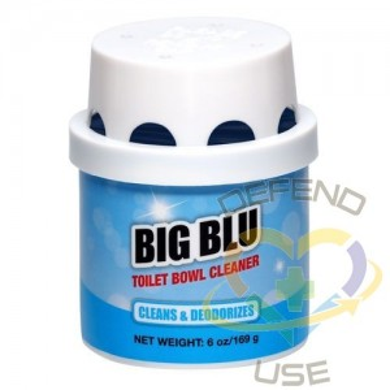 "Toilet Bowl Cleaner, Big Blu, 12/pk - Neutral"" - 1"