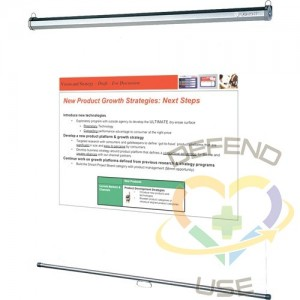 """Wall & Ceiling Projection Screens - 70"""" x 70"""""""