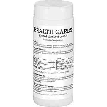 HOSPECO  Health Gards® Scented Absorbent Powder, Odour Neutralizer, Can Size: 16 oz. - 1